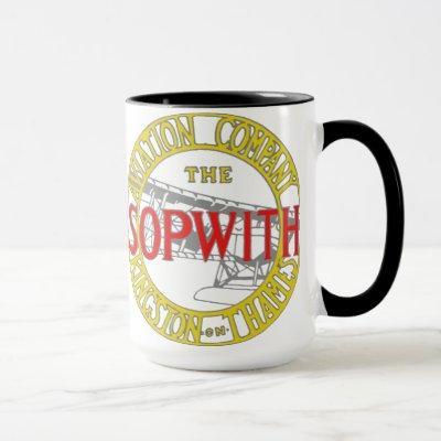 Sopwith Aviation Company Early Century Mug
