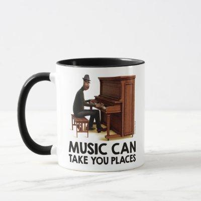 Soul | Joe - Music Can Take You Places Mug