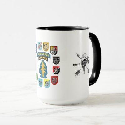 Special Forces We Defy Mug