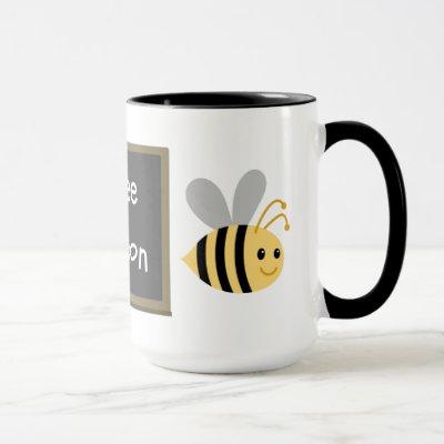 Spelling Bee Champeon Misspelling Humor Mug