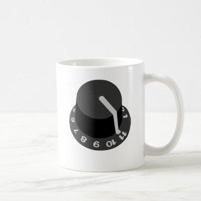 Spinal Tap - this one goes to eleven Coffee Mug