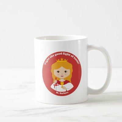 St. Barbara Coffee Mug