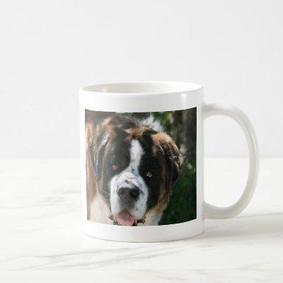 St. Bernard Coffee Mug