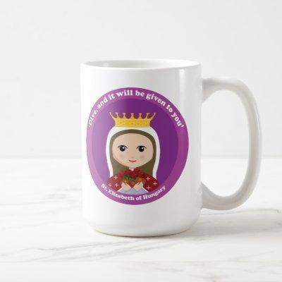 St. Elizabeth of Hungary Coffee Mug