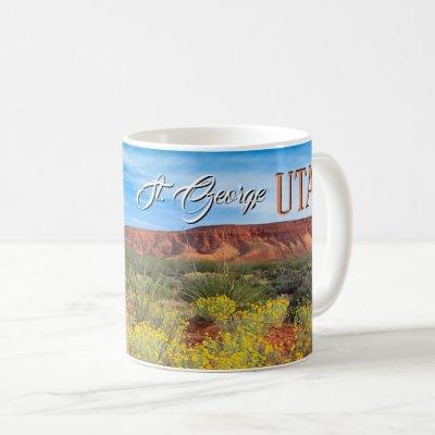 St George, Utah Coffee Mug