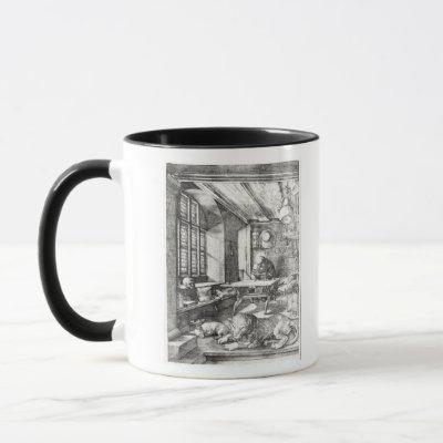 St. Jerome in his Study, 1514 Mug