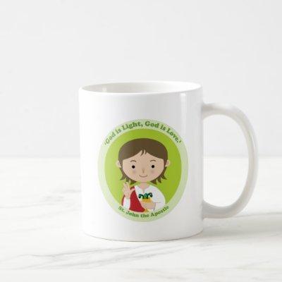 St. John the Apostle Coffee Mug