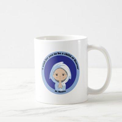St. Monica Coffee Mug