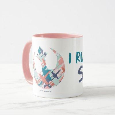 Star Wars | I Run this Ship Mug