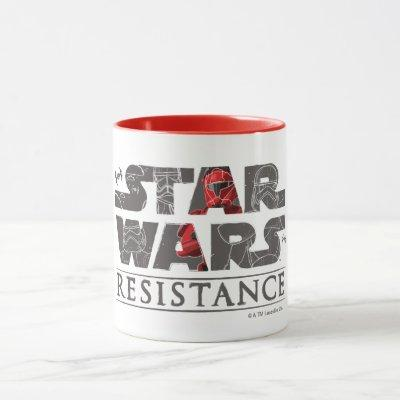 Star Wars Resistance | The First Order Logo Mug