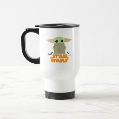 Star Wars   The Child - Cute Halloween Travel Mug