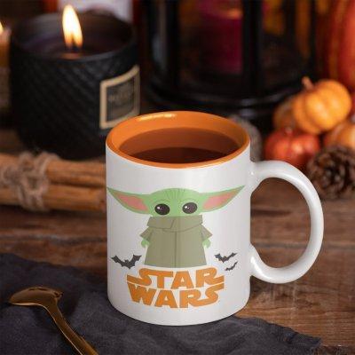 Star Wars | The Child - Cute Halloween Two-Tone Coffee Mug