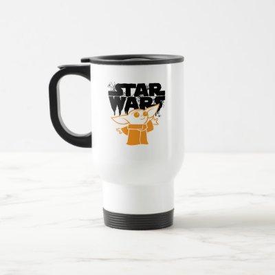 Star Wars | The Child - Halloween Travel Mug
