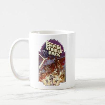 Star Wars: The Empire Strikes Back Group Shot Coffee Mug