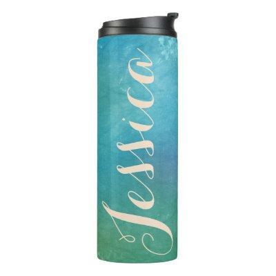 Starfish Water Bottle Insulated