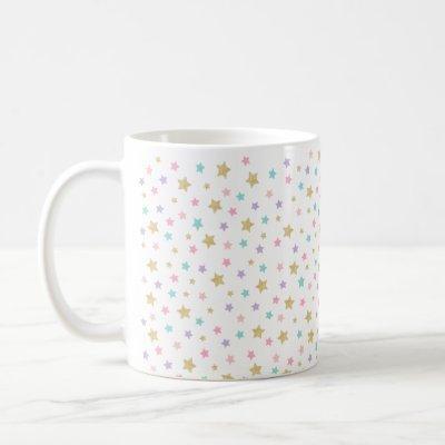 Stars Classic Mug White 11 oz