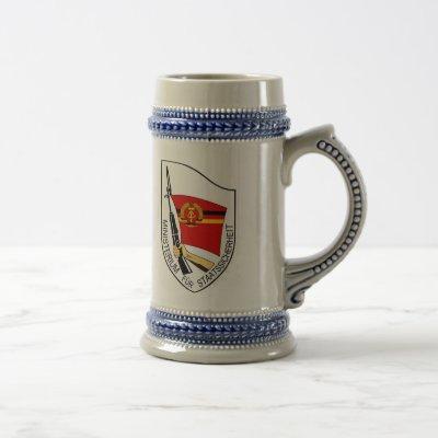 Stasi - DDR (Deutsche Demokratische Republik) Beer Stein
