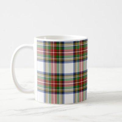 Stewart Royal Dress Plaid Scottish Pattern Coffee Mug