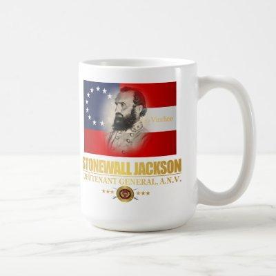 Stonewall Jackson (Southern Patriot) Coffee Mug