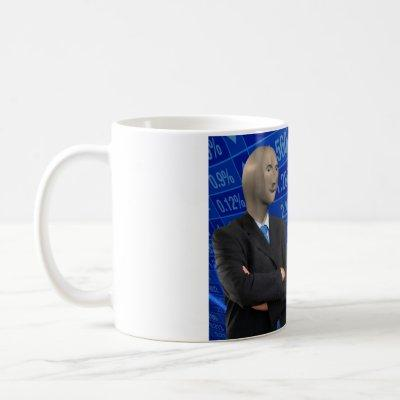 Stonks Coffee Mug