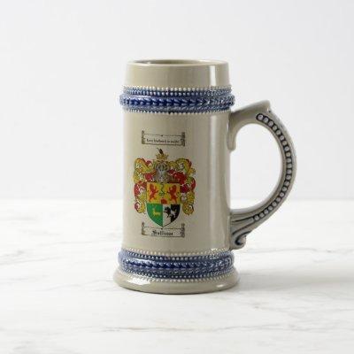 Sullivan Coat of Arms Stein