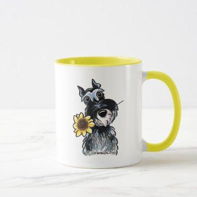 Sunny Schnauzer Classic Mug