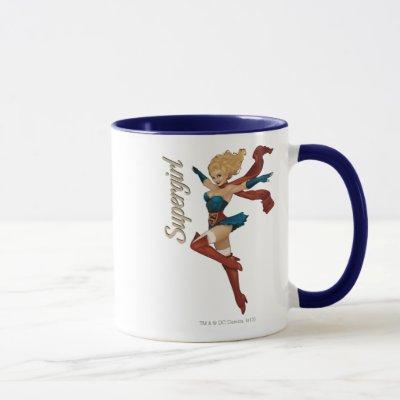 Supergirl Bombshell Mug