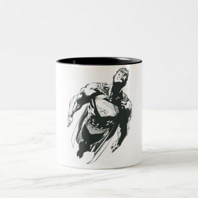 Superman 78 Two-Tone coffee mug