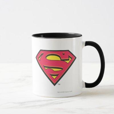 Superman S-Shield | Classic Logo Mug