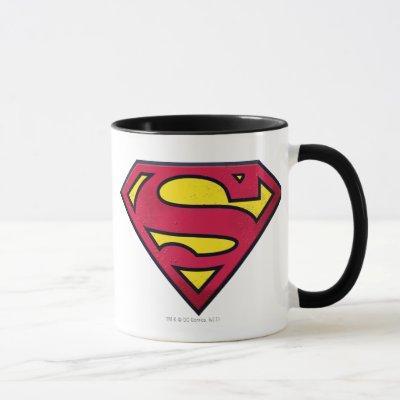 Superman S-Shield | Dirt Logo Mug