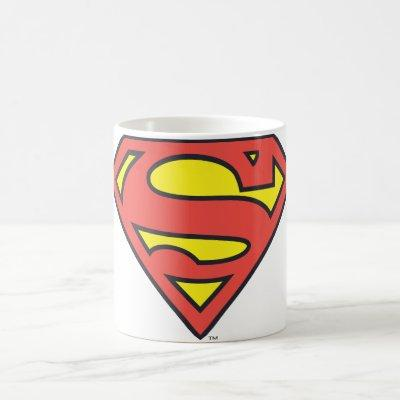 Superman S-Shield | Superman Logo Coffee Mug