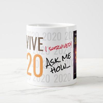 Survive 2020 - TAG Giant Coffee Mug