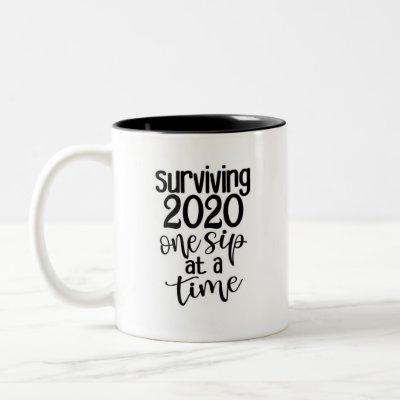 Surviving 2020 Mug