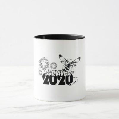 Survivor of 2020_Mugs Mug