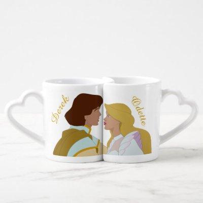 Swan Princess Derek & Odette Lovers' Mug