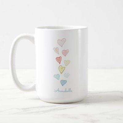 Sweetheart Colorful Coffee Mug