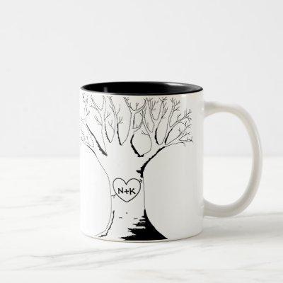 """Sweetheart Tree"" Mug"