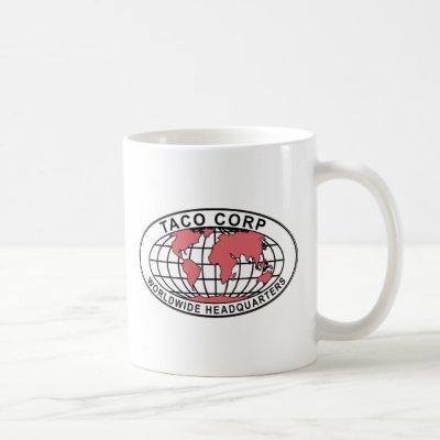 Taco Corp Mug - The League
