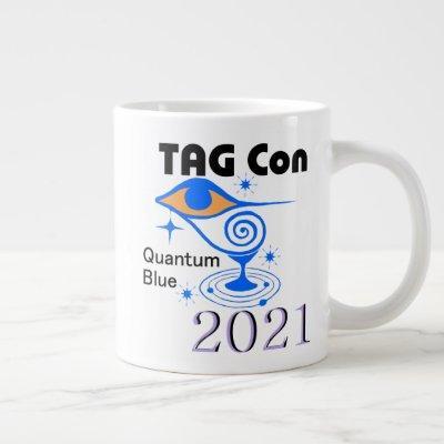 TAG Con 2021 - White Mug