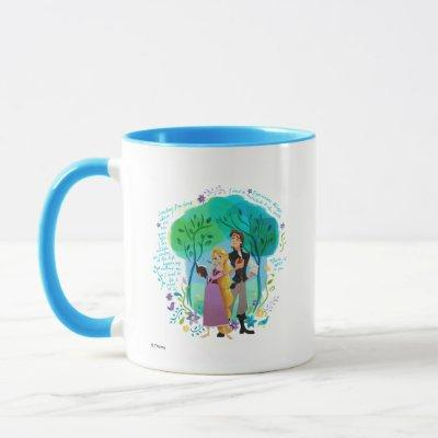 Tangled   Rapunzel & Eugene - There is More in You Mug