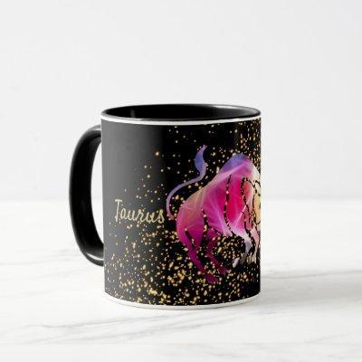 Taurus Zodiac Mug