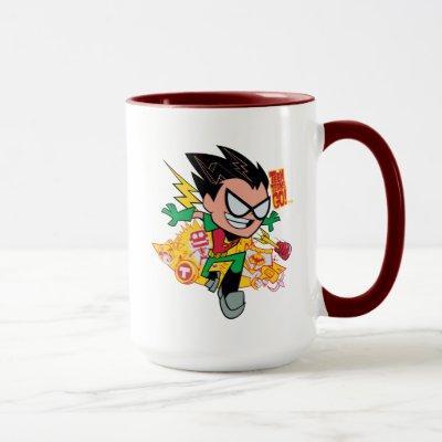 Teen Titans Go! | Robin's Arsenal Graphic Mug