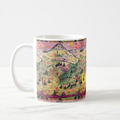 Telluride Colorado Coffee Mug