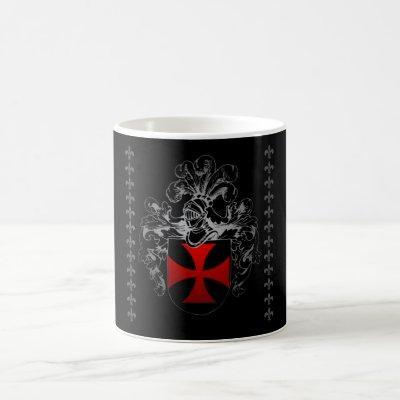 Templar Coffee Mug