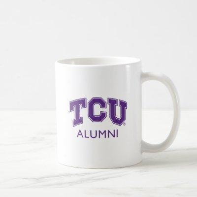 Texas Christian University Alumni Coffee Mug