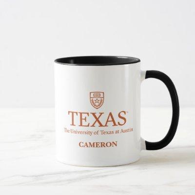 Texas Longhorns University Mark Mug