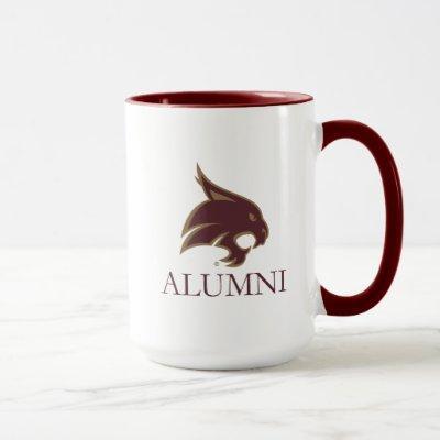 Texas State University Alumni Mug