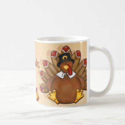 Thanksgiving1 Coffee Mug