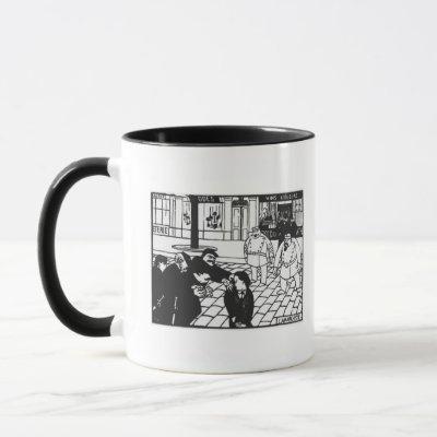 The Anarchist, 1892 Mug