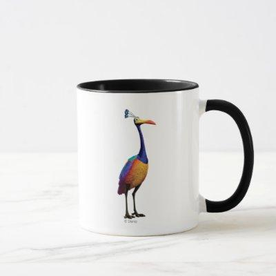 The Bird from the Disney Pixar UP Movie (Kevin) Mug